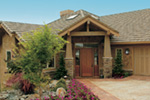 Lake House Plan Front Photo 08 - Juntara Craftsman Shingle Home 011S-0017 | House Plans and More