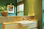 Waterfront House Plan Bathroom Photo 01 - Castlerock Manor Luxury Home 011S-0018 | House Plans and More