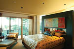 Waterfront House Plan Master Bedroom Photo 01 - Castlerock Manor Luxury Home 011S-0018 | House Plans and More