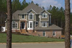 Neoclassical Home Plan Front Photo 02 -  011S-0019 | House Plans and More
