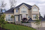 Neoclassical Home Plan Front Photo 03 -  011S-0019 | House Plans and More