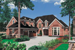 Front Image -  011S-0048 | House Plans and More