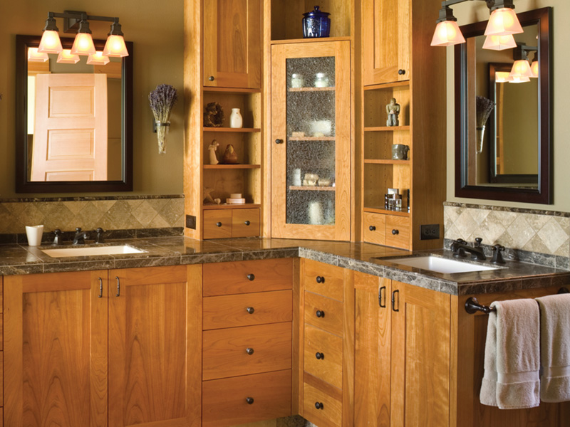 Arts & Crafts House Plan Bathroom Photo 02 - Yukon Harbor Vacation Home 011S-0066   House Plans and More