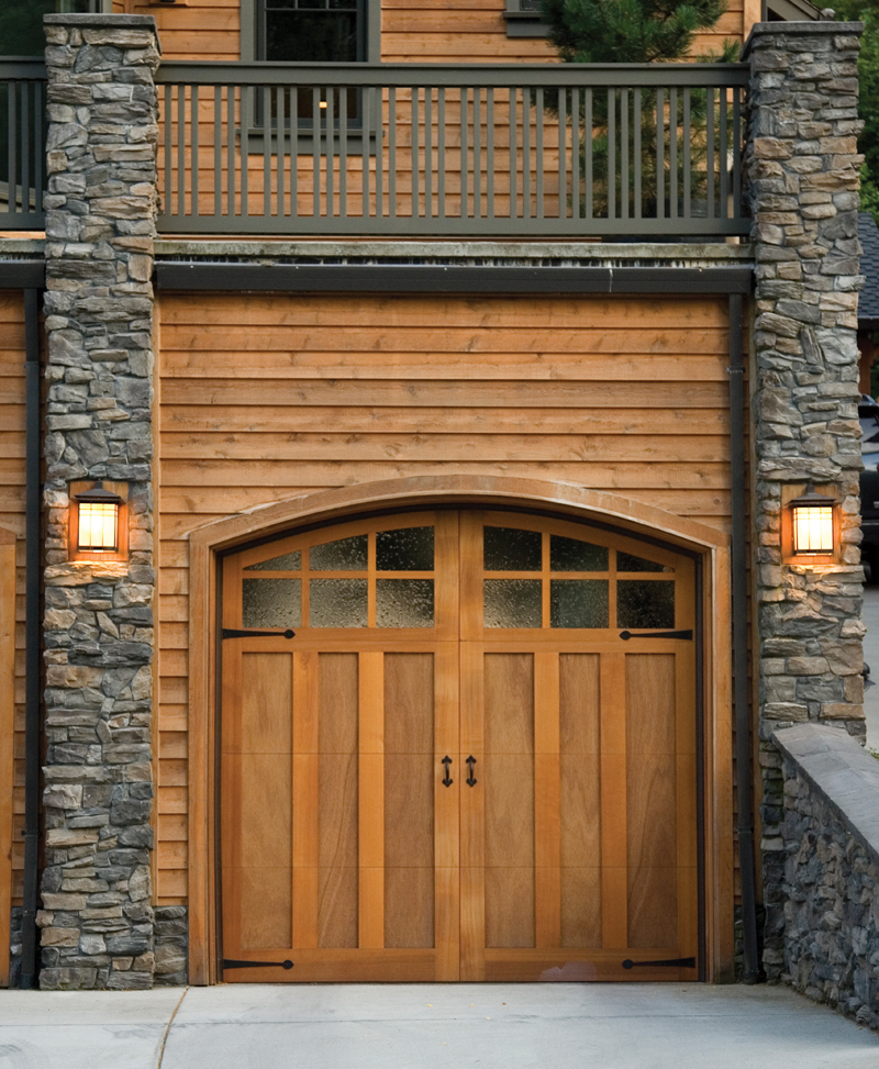Arts & Crafts House Plan Entry Photo 01 - Yukon Harbor Vacation Home 011S-0066   House Plans and More