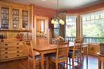 Arts & Crafts House Plan Kitchen Photo 01 - Yukon Harbor Vacation Home 011S-0066   House Plans and More
