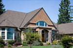 Craftsman House Plan Front Photo 10 -  011S-0073 | House Plans and More