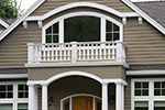 Cape Cod & New England House Plan Front Photo 03 -  011S-0073 | House Plans and More