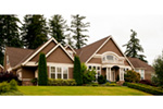 Craftsman House Plan Front Photo 05 -  011S-0073 | House Plans and More