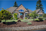 Craftsman House Plan Front Photo 09 -  011S-0073 | House Plans and More