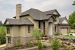 Luxury House Plan Front Photo 01 -  011S-0074 | House Plans and More