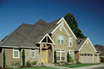 Luxury House Plan Front of House 011S-0081