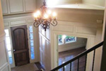 Country House Plan Foyer Photo - 011S-0082 | House Plans and More
