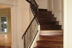 Country House Plan Stairs Photo - 011S-0082 | House Plans and More