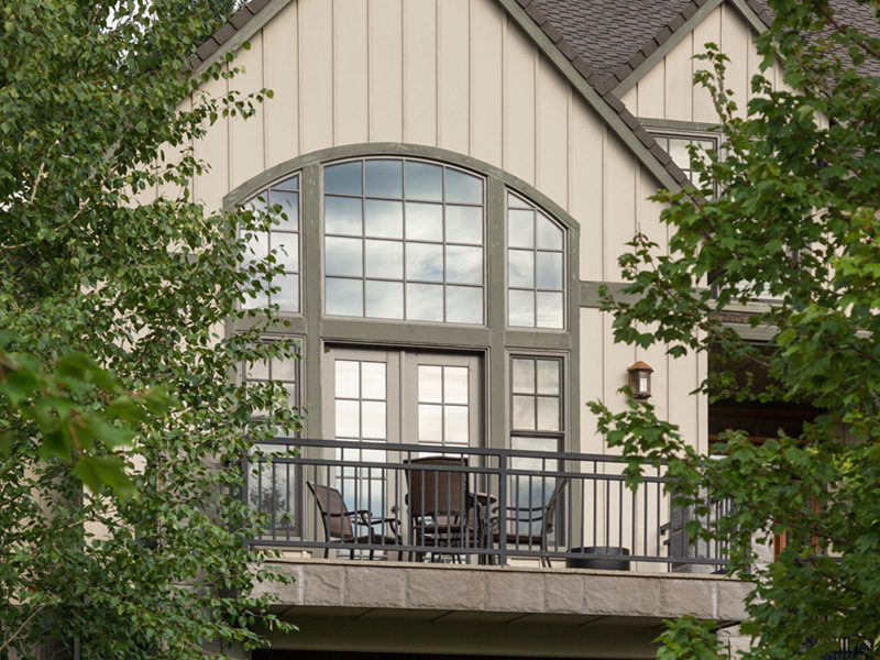 Vacation House Plan Deck Photo 01 - 011S-0083 | House Plans and More