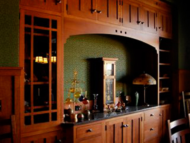 Vacation House Plan Dining Room Photo 01 - 011S-0083 | House Plans and More
