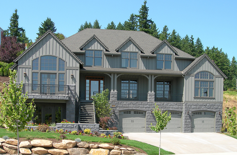 Luxury House Plan Front of Home - 011S-0083 | House Plans and More