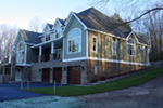 Vacation House Plan Side View Photo 02 - 011S-0083 | House Plans and More