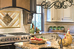 Lake House Plan Kitchen Photo 03 - Patterson Luxury Craftsman Home 011S-0087 | House Plans and More
