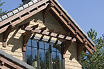 Lake House Plan Roof Detail  - Patterson Luxury Craftsman Home 011S-0087 | House Plans and More