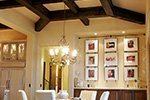 Ranch House Plan Dining Room Photo 01 - DeMere Luxury European Home 011S-0088 | House Plans and More