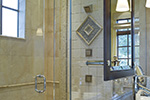 Ranch House Plan Master Bathroom Photo 06 - DeMere Luxury European Home 011S-0088 | House Plans and More