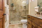 Luxury House Plan Bathroom Photo 01 - Lindley Bay European Home 011S-0103 | House Plans and More
