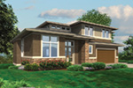 Rustic Home Plan Front Image -  011S-0139 | House Plans and More