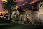 Mediterranean House Plan Front Photo 02 -  011S-0166 | House Plans and More