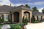European House Plan Front Photo 01 -  011S-0182 | House Plans and More
