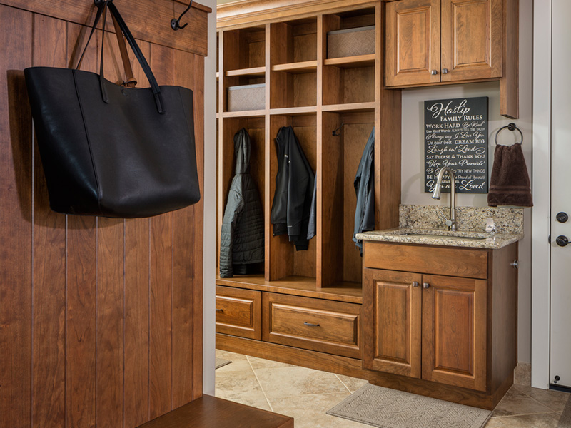 Luxury House Plan Closet Photo 02 - Powers Hill Luxury Home 011S-0191 | House Plans and More