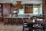 Luxury House Plan Kitchen Photo 01 - Powers Hill Luxury Home 011S-0191 | House Plans and More