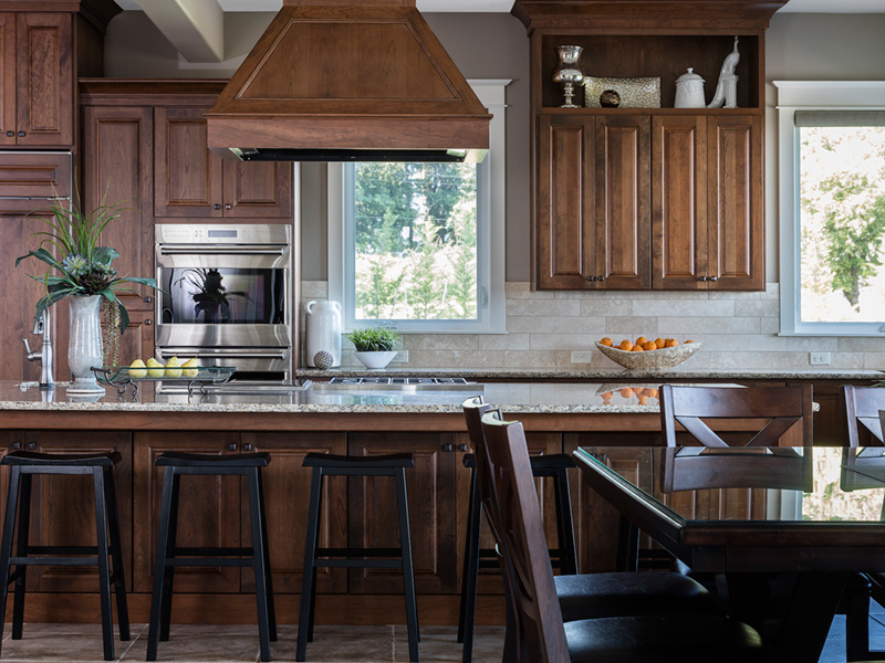 Luxury House Plan Kitchen Photo 02 - Powers Hill Luxury Home 011S-0191 | House Plans and More
