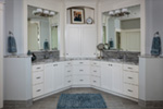 Luxury House Plan Master Bathroom Photo 01 - Powers Hill Luxury Home 011S-0191 | House Plans and More