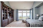 Luxury House Plan Master Bedroom Photo 04 - Powers Hill Luxury Home 011S-0191 | House Plans and More
