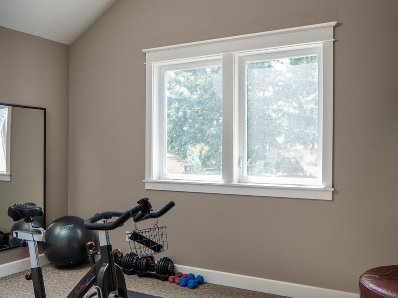 Luxury House Plan Workout Room Photo - Powers Hill Luxury Home 011S-0191 | House Plans and More