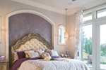 Shingle House Plan Master Bedroom Photo 01 - Rainier Bay Luxury Home 011S-0195 | House Plans and More