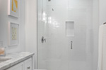 Luxury House Plan Bathroom Photo 01 - Asbury Park Luxury Home  011S-0196 | House Plans and More