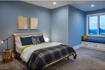 Luxury House Plan Bedroom Photo 02 - Asbury Park Luxury Home  011S-0196 | House Plans and More