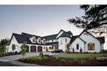 Country French House Plan Front of House 011S-0196