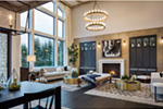 Luxury House Plan Great Room Photo 01 - Asbury Park Luxury Home  011S-0196 | House Plans and More