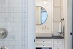 Luxury House Plan Master Bathroom Photo 01 - Asbury Park Luxury Home  011S-0196 | House Plans and More