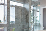Luxury House Plan Master Bathroom Photo 05 - Asbury Park Luxury Home  011S-0196 | House Plans and More