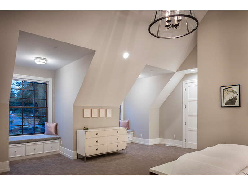 Luxury House Plan Master Bedroom Photo 03 - Asbury Park Luxury Home  011S-0196 | House Plans and More