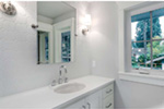 Shingle House Plan Bathroom Photo 01 -  011S-0210 | House Plans and More