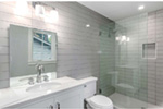 Shingle House Plan Bathroom Photo 02 -  011S-0210 | House Plans and More