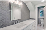 Shingle House Plan Bathroom Photo 04 -  011S-0210 | House Plans and More