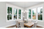 Craftsman House Plan Dining Room Photo 02 -  011S-0210 | House Plans and More