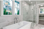 Craftsman House Plan Master Bathroom Photo 03 -  011S-0210 | House Plans and More