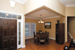 Country House Plan Dining Room Photo 01 - Ellisport Ranch Home 013D-0015 | House Plans and More