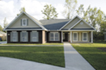 Country House Plan Front Photo 01 - Ellisport Ranch Home 013D-0015 | House Plans and More